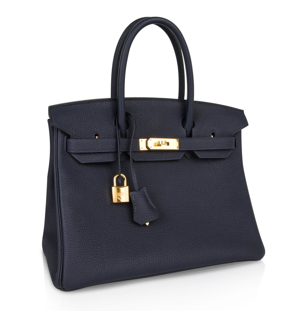 9020db0a576 Canada Birkin Bag 30cm Rich Blue Nuit Togo Gold Hardware Detroit, MI ...