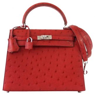 590a4caea5f ... FR Kelly Sellier Bag 25cm Ostrich Rouge Vif Pink Topstitch Palladium  Hardware Seattle, WA - hermes replica birkin 35 togo - 1495217816 ...